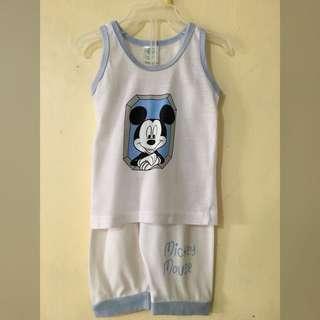 Mickey Pajama Set