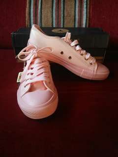 Converse Leather Salmon Pink for Sale!!!