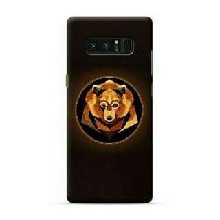 Bear In Mint Samsung Galaxy Note 8 Custom Hard Case