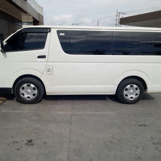 Hiace Toyota Commuter Manual 2017