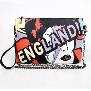 England slingbag