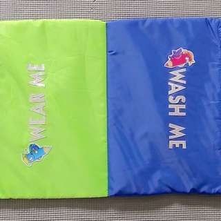Swim bag for kids ( wash me wear me )