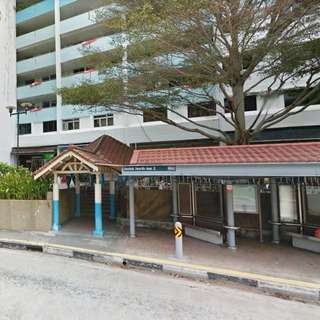 D&G dgsoldiertalk's Former Bedok HQ Branch Office to rent out. 2nd Floor Of a HDB shophouse. Whole Unit 3 Room Flat,  Bedok Blk 416.