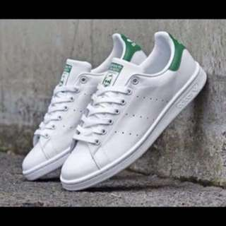 Stan Smith green tab