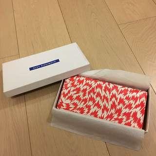 Eley Kishimoto Flash Long purse 閃電印花長銀包 情人節禮物 紅色 Marc Miu Juicy 日本
