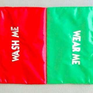 Swim bag - waterproof bag .