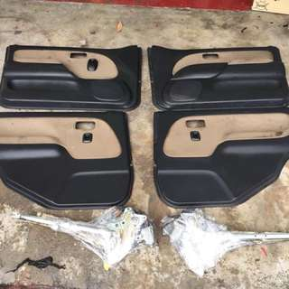 Japan L7 Gino Door Panel Complete 4 Power Window For kelisa