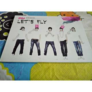 ALBUM B1A4 LET'S FLY