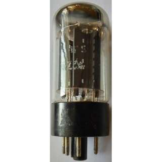 UK 5AR4 GZ34 Mullard Rectifier Tube