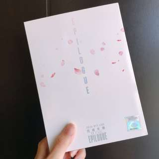 2016 BTS LIVE 花樣年華 ON STAGE EPILOGUE DVD