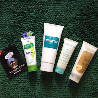 Take all : Acnes, Wardah, Mustika Ratu