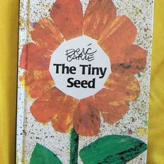 The Tiny Seed (Hard back) by Eric Carle