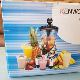 Kenwood New York smoothie blender