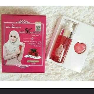 Mollys Beauty Miss V Perfume - 120ml