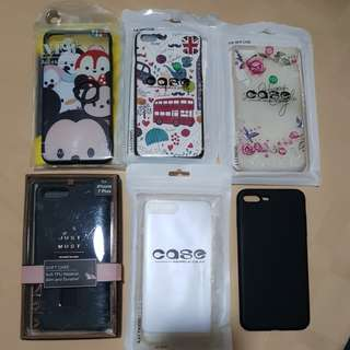 Different Design iPhone 6 / 7 / 8 Plus Casing