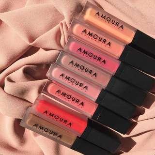 Amoura Lipstick - Wudhu' friendly series