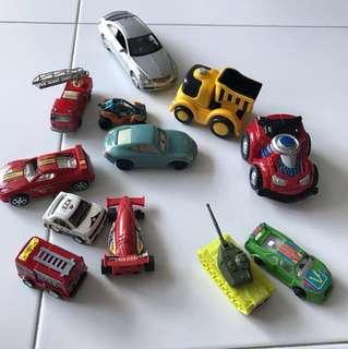 Kid car toys bundle