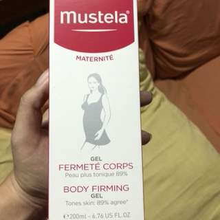 Mustela Maternite Body Firming Gel, 200ml (exp 05/20)