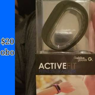 Activefit fitness tracker
