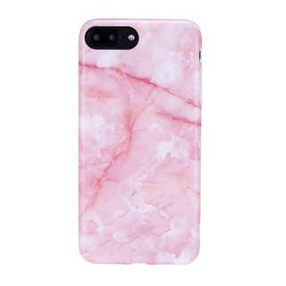 Pink Marble iPhone 6/7 plus Case