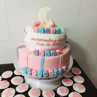 Pink Boxes Philippines customized cake