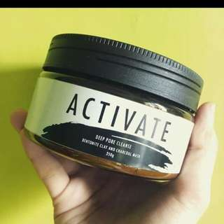 Activate&bamboo charcoal