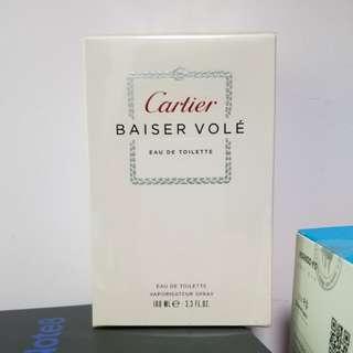 Cartier 100ml 香水