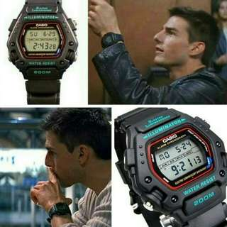 Rare Mission Impossible Watch DW-290