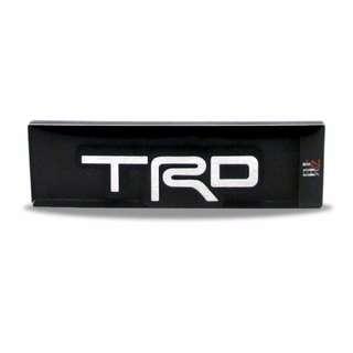 Premium 3D Emblem TRD(Silver)