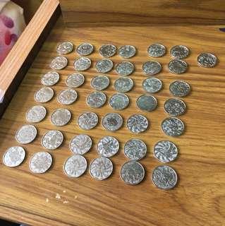🚚 神奇寶貝幣(銀幣版)