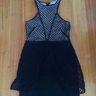 Blessed Are The Meek Party Dress Size 10