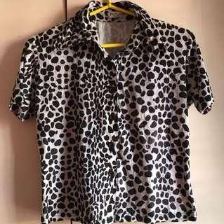 Dalmation blouse