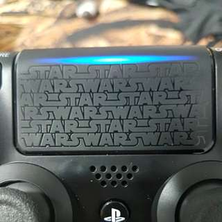 PS4 Controller starwars limited edition
