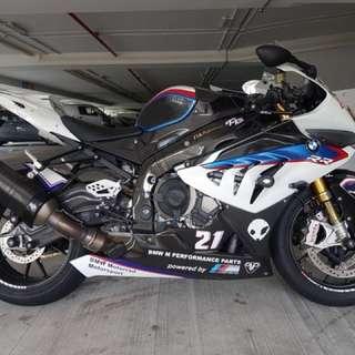 BMW S1000RR 2013