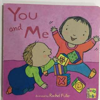 """Storybook - """"You and Me"""""""
