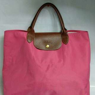 Authentic Longchamp Cabas