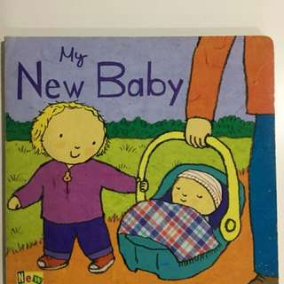 "StoryBook - "" My new baby"""