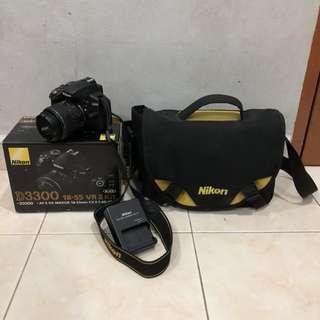 Nikon D3300 [Urgent]