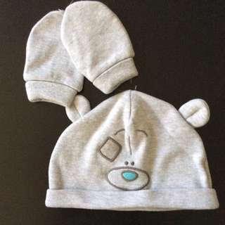 Baby Hat& Mittens