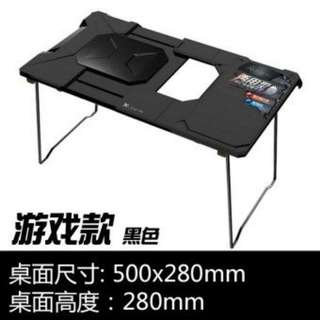 Laptop cooling folding table. Up to 16inch