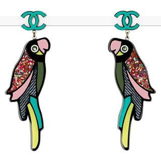 Chanel earring 耳環 針款