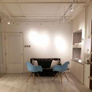 Eames Style Daw Arm Chairs