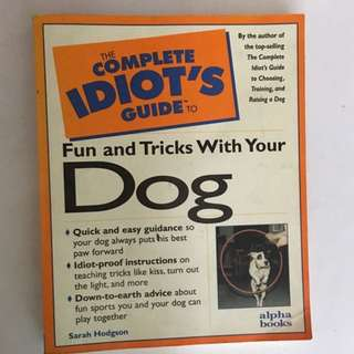 Complete Idiot Guide for Dogs