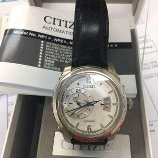 Citizen watch automatic