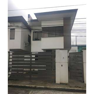 Modern House and Lot for sale in Antipolo inside Lores Executive near SM Hypermarket