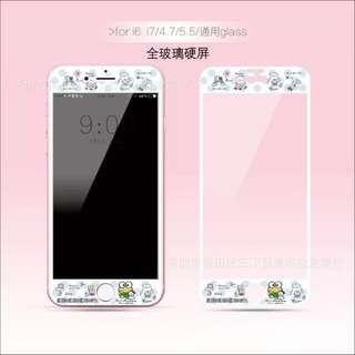 Keroppi iPhone mon貼