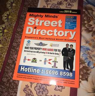 Mighty mind street directory