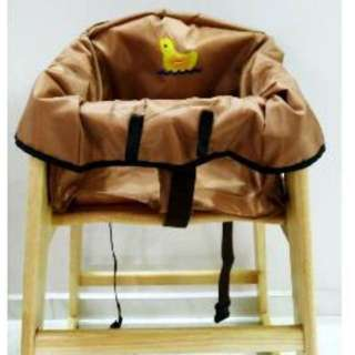 MNB Baby High Chair Cover