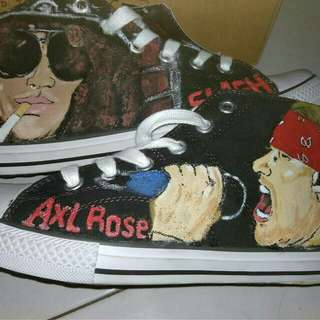 Lee Cooper edisi Guns n rosses