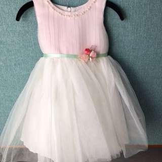 Pink Tutu Dress 12mths